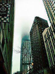 Foggy Chicago Day I