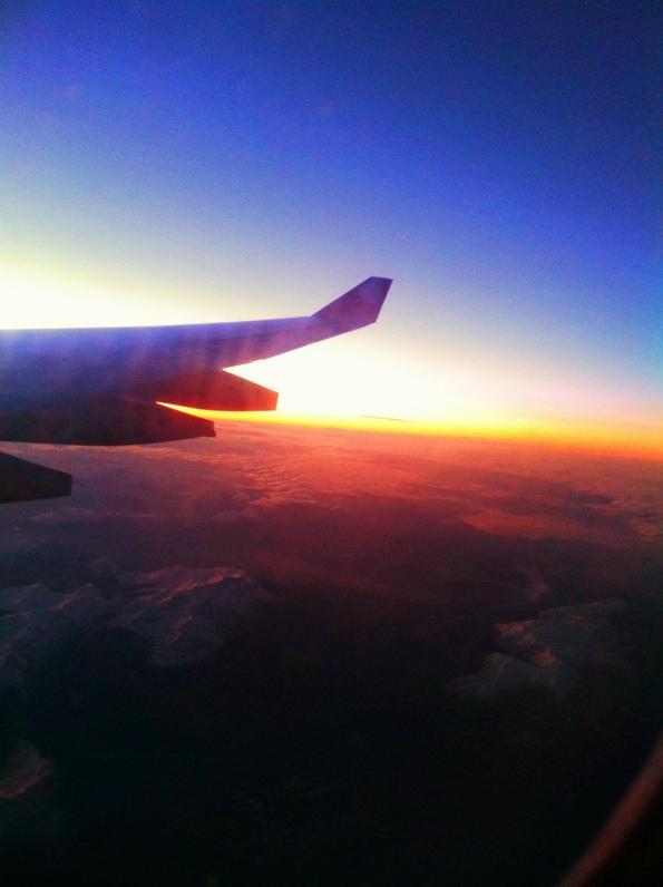 Sunrise Istanbul Skies