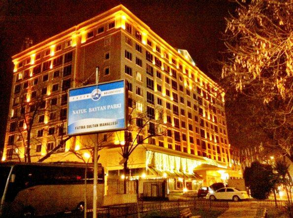 Ankgun Hotel. Turkey