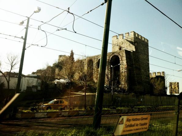 Random Castle in Istanbul