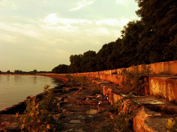 Lincoln Park Shoreline 06.27.12