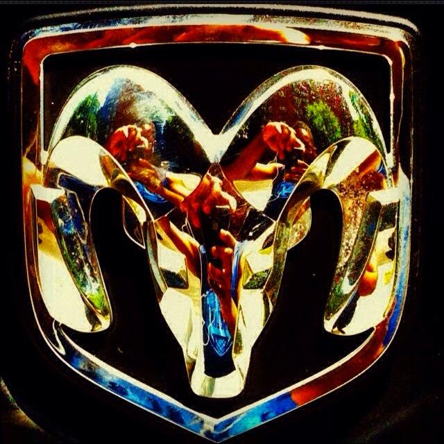 Dodge Ram Logo Color Photophilian