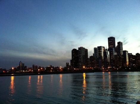 Chicago (Navy Pier View I)
