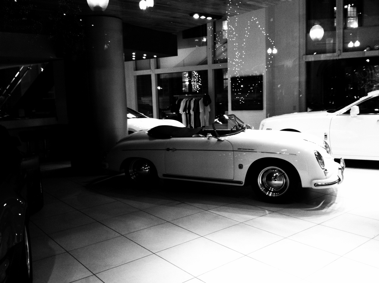 Old School Porsche III