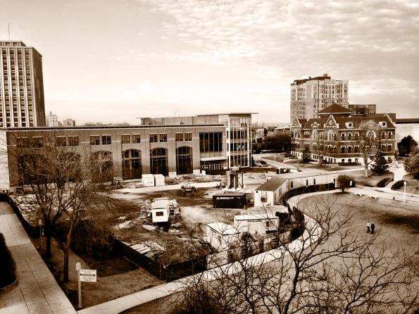 Loyola University Landscape