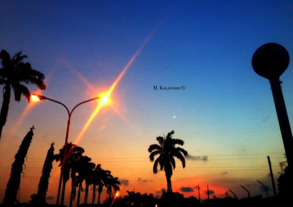 UNILAG Sunset I (retouched)