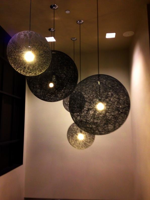 Glowing Balls