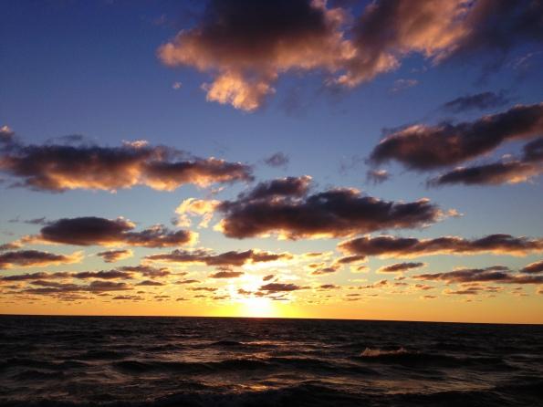 Lake Michigan Sunrise 21