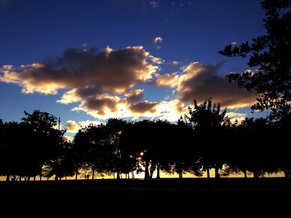 Shoreline Park Cloudscape 20