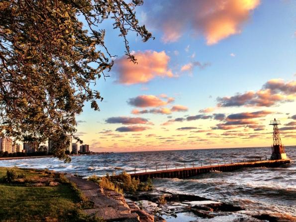 Lake Michigan Sunrise 22