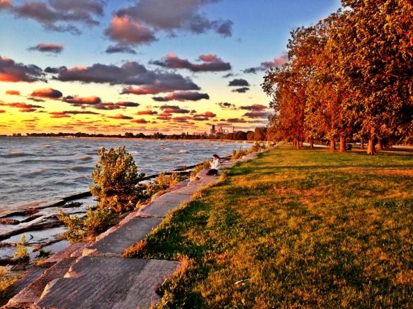 Lake Michigan Sunrise 24
