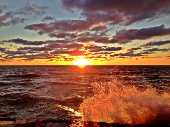 Lake Michigan Sunrise 26