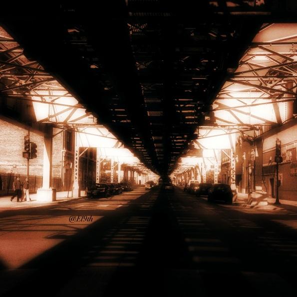 Under the Bridge Retouched