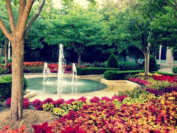Loyola University Courtyard I