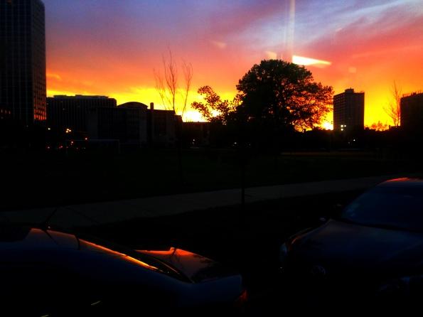 5.24.14 Sunrise I