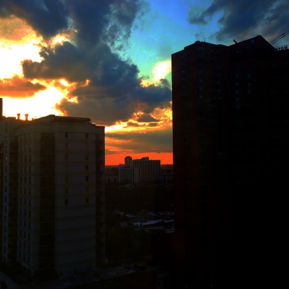 5-3-14 Sunset I