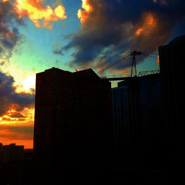 5-13-14 Sunset II